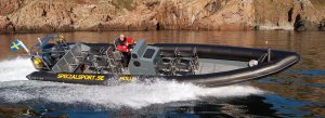Tornado 11m High Performance RIB