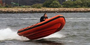 Tornado 5.4m High Performance RIB