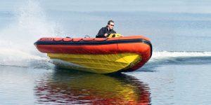 Tornado 5.4m coach boat