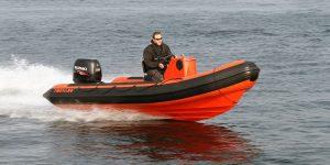 Tornado 5.8m coach boat