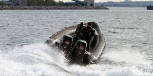Tornado 9.5m High Performance RIB