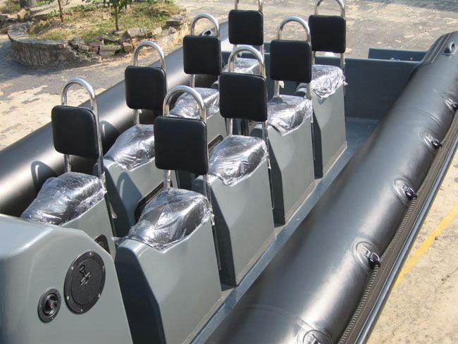 Tornado Boats - Our range of Seats