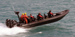 Rescue, offshore, military and police boats. Tornado 11m high performance RIB