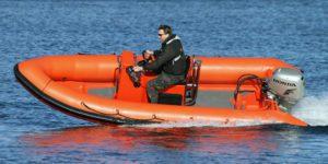 Tornado 4.8m coach boat
