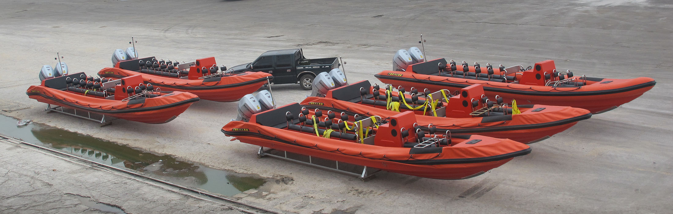Tornado Boats - The Worlds Toughest Rigid Inflatable Boats