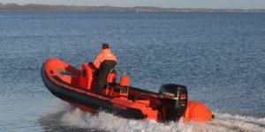 Tornado 6.4m coach boat